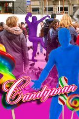 The Candyman vrijgezellenfeest in Hasselt