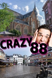 Crazy 88 in Hasselt