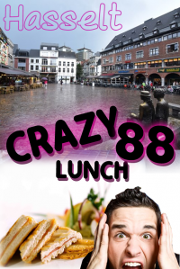 Crazy 88 Lunch Game in Hasselt
