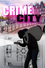 Lunch – Crime City Tablet Game Shoot Out – Borrel in Hasselt