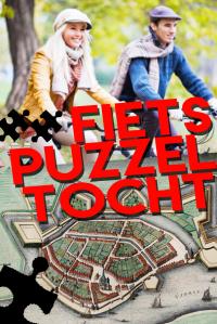 Fietspuzzeltocht in Hasselt