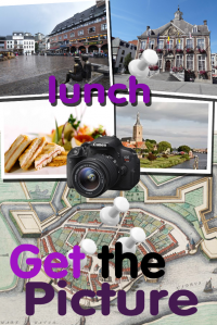 Get the picture Fotopuzzeltocht Lunchspel  in Hasselt