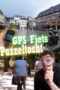 GPS Fietspuzzeltocht in Hasselt