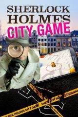 Sherlock Holmes City Tablet Game in Hasselt