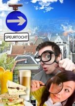 Speurtocht Lunchspel in Hasselt