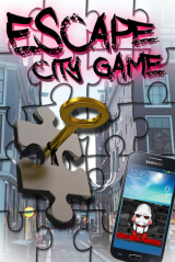 Escape City Tablet Game in Hasselt