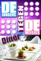 Jongens tegen de meisjes dinerquiz in Hasselt
