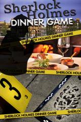 Sherlock Holmes Dinner Game in Hasselt