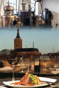 Jenever Museum – Proeverij – Diner in Hasselt